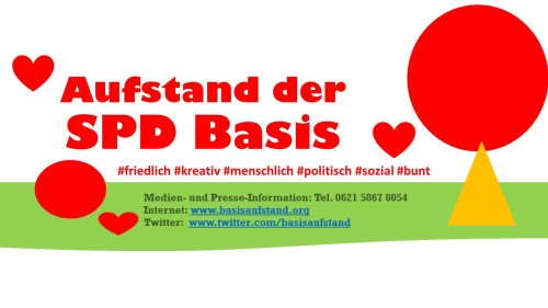 Aufstand der SPD Basis19102