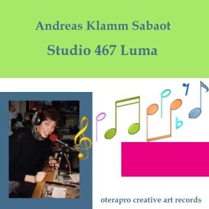 Studio 467 Luma von Andreas Klamm Sabaot